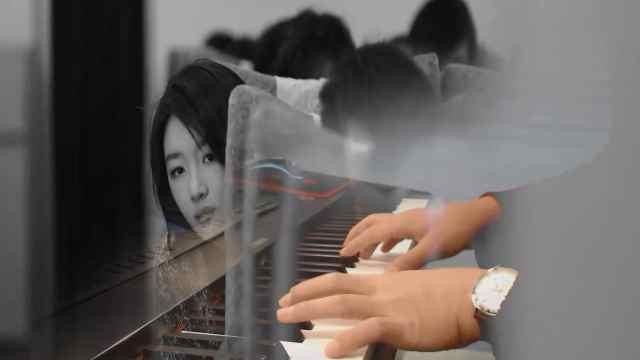 钢琴《后来》遇上《后来的我们》