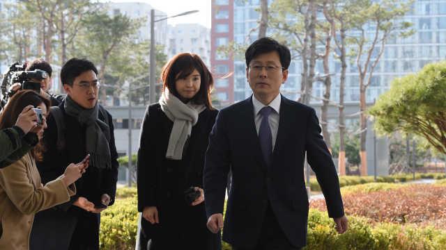 韩高官涉重罪,毒蛇检察官接手调查