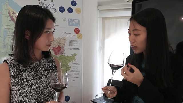 在波尔多进修法国品酒文化