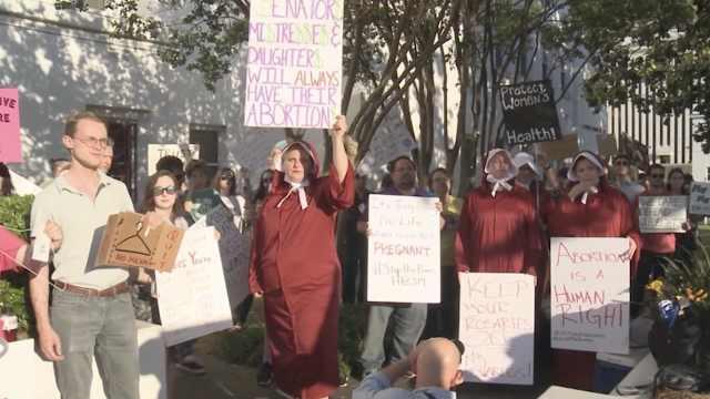 美一州通过法令,性侵怀孕不让堕胎