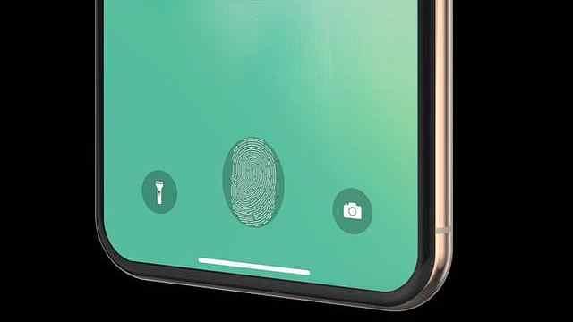 苹果最新专利:将使用屏幕指纹解锁