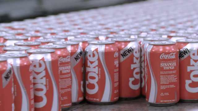 惊!可口可乐再推出30年前失败配方