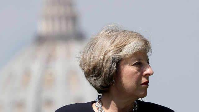 直播:特蕾莎·梅辞任保守党领导人