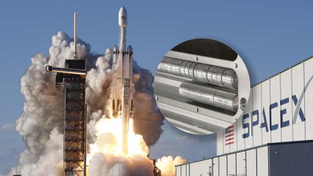SpaceX将载152位逝者骨灰太空礼葬