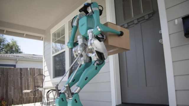 2030年機器人將取代兩千萬工作崗位