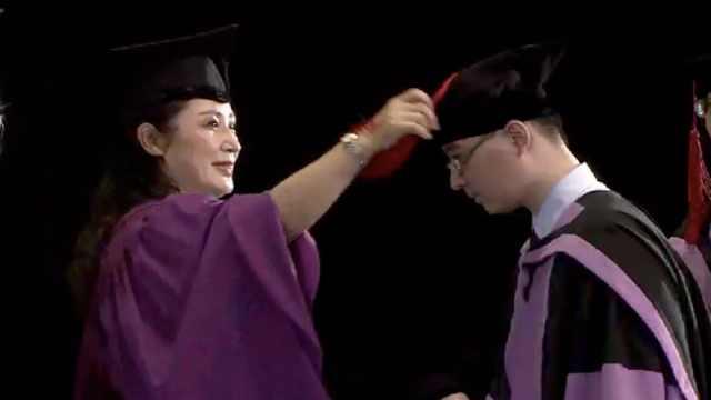 李嘉誠缺席汕大畢業典禮,學生遺憾
