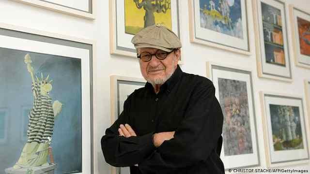 大力水手作者、漫画大师莫迪洛逝世