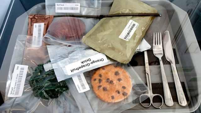 登月50年,宇航员的食品变好了吗?