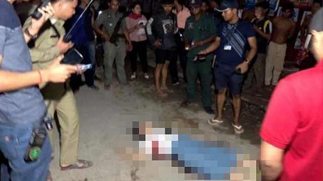 中国女子柬埔寨遭绑架,反抗被枪杀