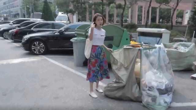 韩国人如何垃圾分类?