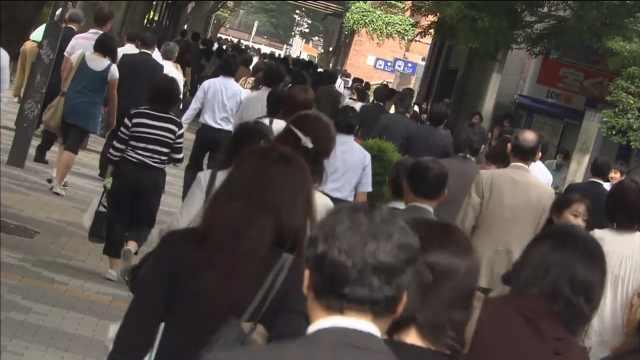 日本就业人数公布,女性首超3000万