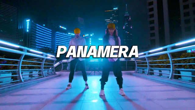 外国小哥哥超震撼编舞《Panamera》
