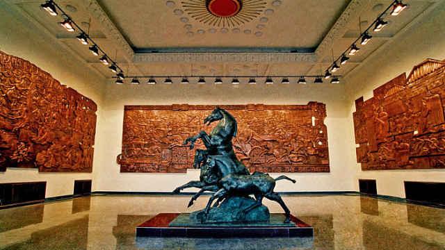 邯郸老博物馆,让我再看你一眼!