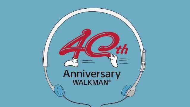 索尼庆祝 Walkman 40周年