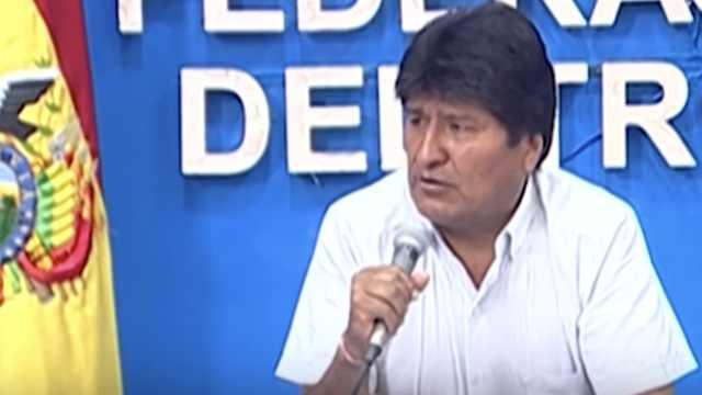 玻利维亚野火难控,总统向外国求援