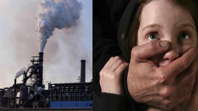 新研究:空气污染或致暴力行为增加
