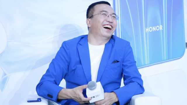 荣耀赵明:整个中国都是荣耀的主场