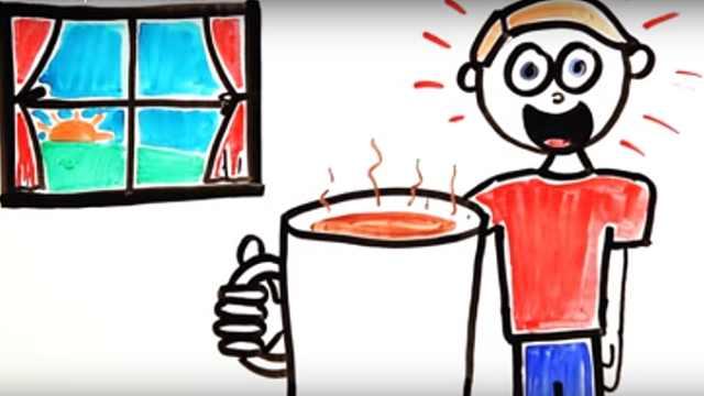 3个提神小技巧:不喝咖啡也精神满满