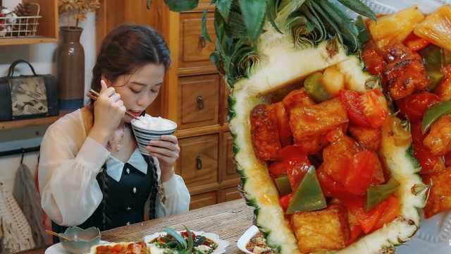 你吃过南方的甜豆腐花吗?