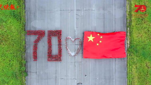 """万人歌唱祖国:最""""秦淮""""的表白"""