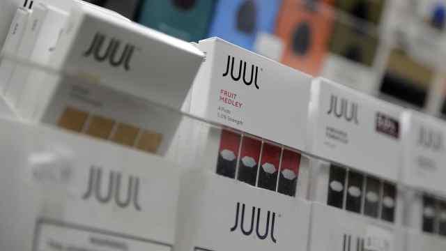 美国电子烟巨头JUUL在中国暂停销售