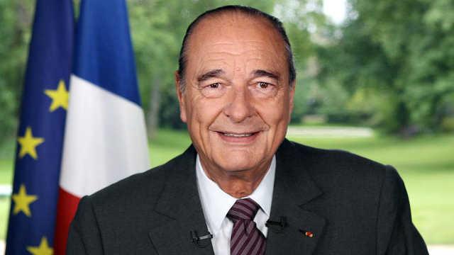 回顾!法国前总统希拉克的政治生涯