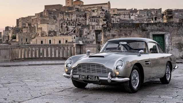 下一部007来了,你看中了哪款神车