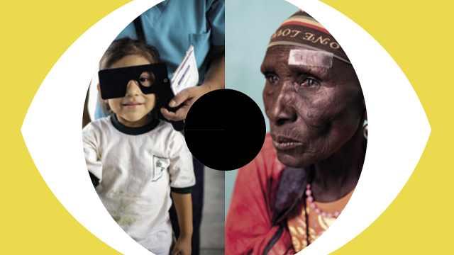 世卫组织:22亿人视力受损或失明