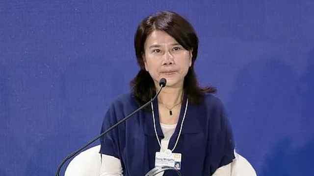 董明珠:中国一定会成为制造强国