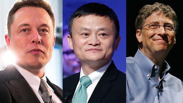 千禧代眼中最具创新领导:马云第二