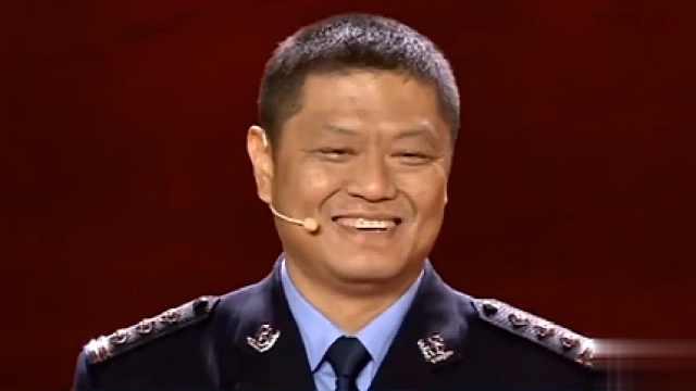 """谷向阳入围""""最美基层民警""""候选人"""