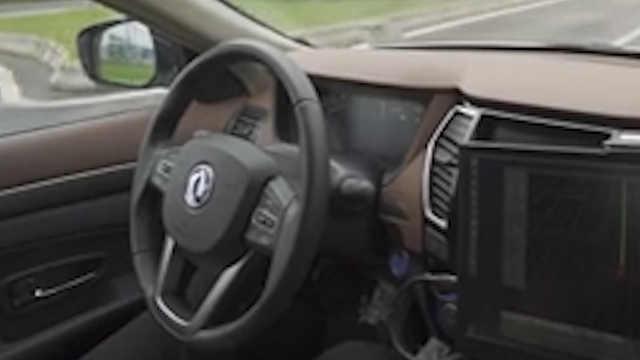 自动驾驶出租车技术最新应用