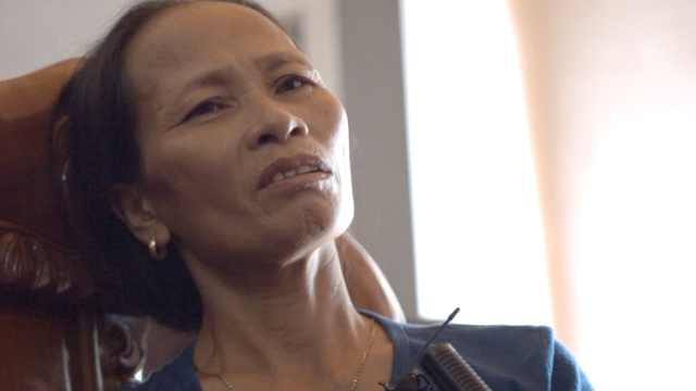 越南母亲:曾多次劝阻儿子去英国