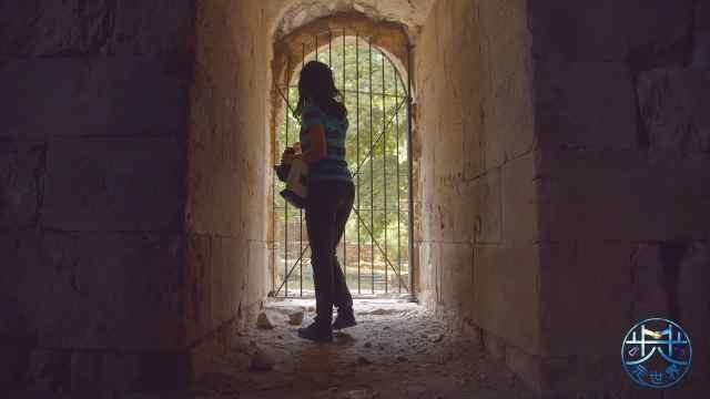 以色列古城堡,神秘幽静如世外桃源