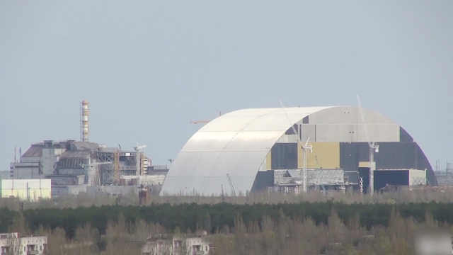 切尔诺贝利核事故后的重建