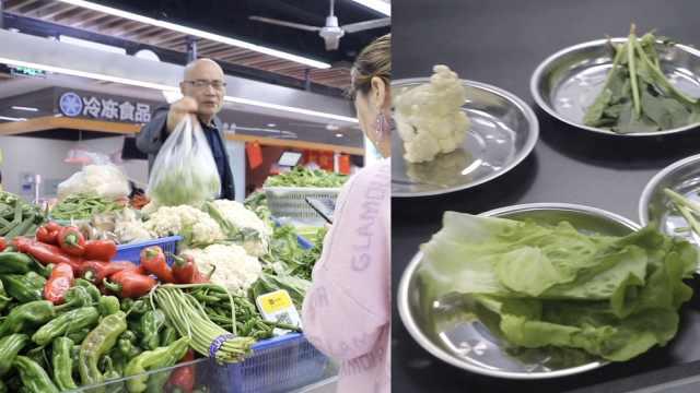 南京最干净菜场:每天质检,配游乐场