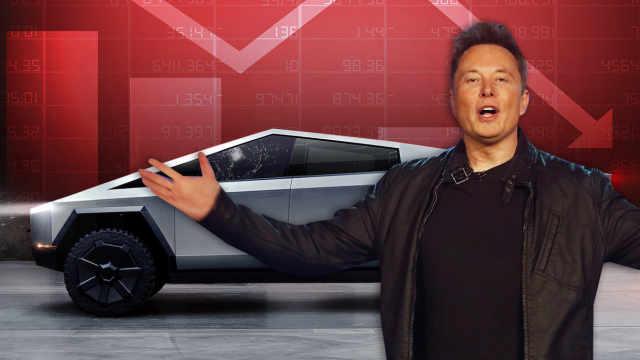 电动皮卡推出后马斯克少了7亿美元