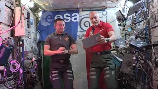太空里最好种的菜是啥?宇航员答疑