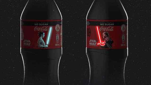 这瓶可乐一碰就发光,限量8000瓶