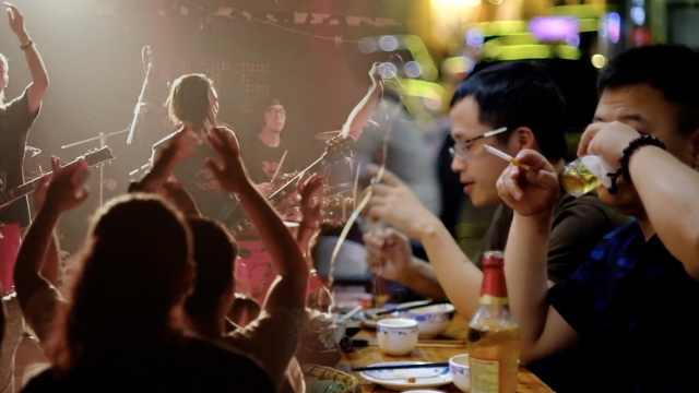 十大夜经济影响力城市:重庆夜最嗨