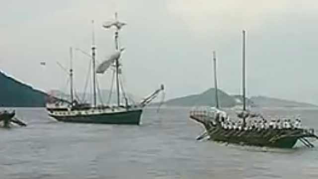 漳州人民的抗敌历史