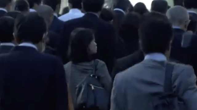 日本男女平等排名跌至历史最低