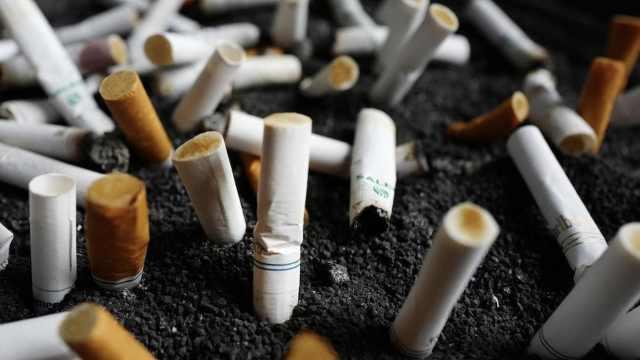 全球男性吸烟数量有史以来首次下降