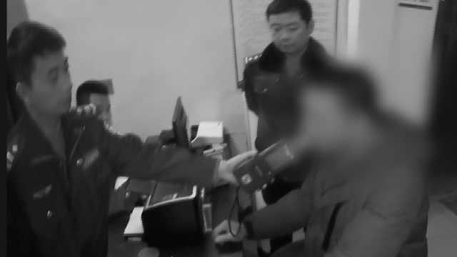 两男吵架叫来警察:结果1醉驾1酒驾