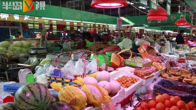 青岛的五星级农贸市场在这,来瞧瞧