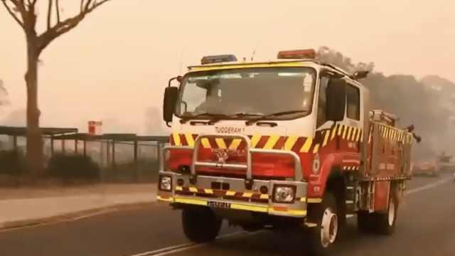 24名澳大利亚人涉嫌故意纵火被捕
