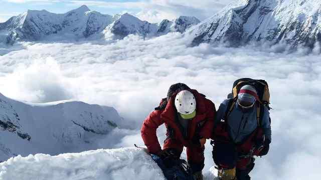 向导谈喜马拉雅雪崩:非登山好时机