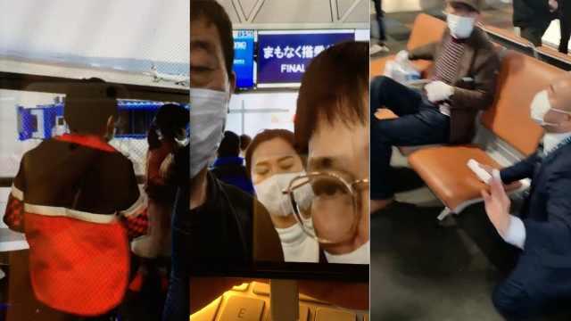 航班有武汉乘客,同机乘客担心改签