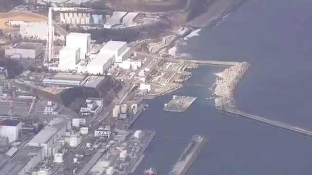 日本专家组建议将核污染水排入大海