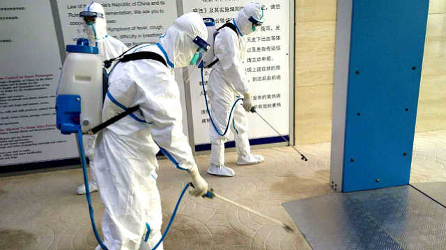 共克时艰,中国打响疫情阻击战